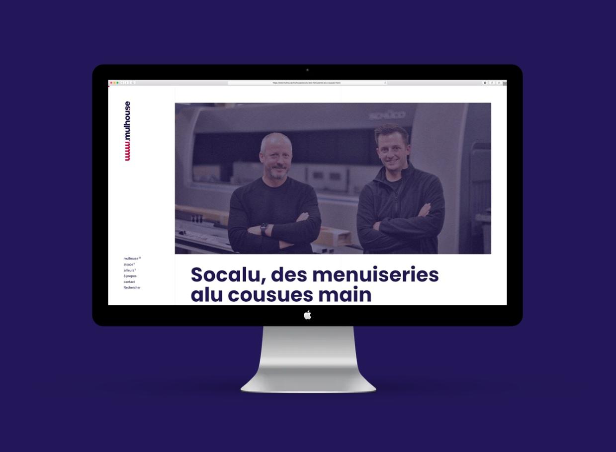 Actualités à Mulhouse sur www.mulhou.se